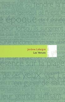 Les venues - JérômeLafargue