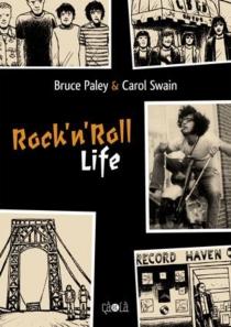 Rock'n'roll life - BrucePaley