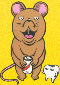 Y-Front Mouse - TakayoAkiyama