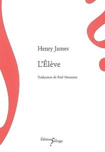 L'élève - HenryJames
