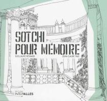 Sotchi pour mémoire - GuillaumeReynard