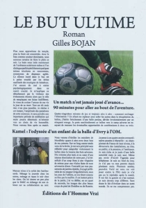 Le but ultime - Gilles Bojan