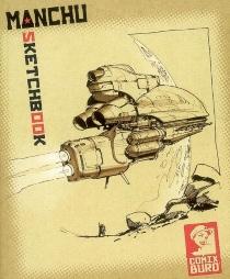 Sketchbook Manchu - Manchu