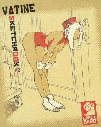Sketchbook Vatine - OlivierVatine