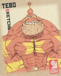 Sketchbook Tébo - Tébo