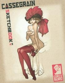 Sketchbook Cassegrain - DidierCassegrain