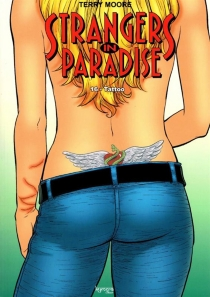 Strangers in paradise - Terry Moore