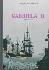 Gabrielle B. : embannadur klok - DominiqueRobet