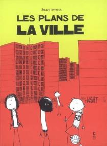 Les plans de la ville : psychogéographie intrinsèque des grands ensembles - AdrienFournier