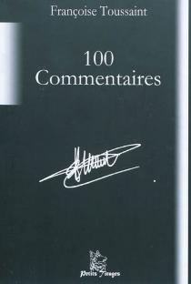 100 commentaires - FrançoiseToussaint