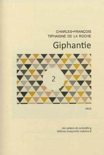 Giphantie : récit - Charles-FrançoisTiphaigne de La Roche