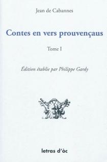 Contes en vers prouvençaus - Jean deCabanes