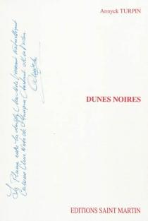 Dunes noires - AnnyckTurpin