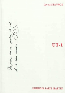 UT-1 - LeytanStavros