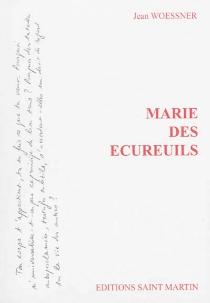 Marie des écureuils - JeanWoessner
