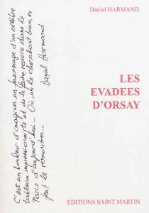 Les évadées d'Orsay - DanielHarmand