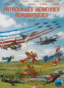 Patrouilles aériennes acrobatiques - FranckCoste