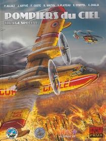 Pompiers du ciel - J.Aiffvé