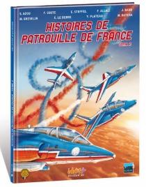 Histoires de Patrouille de France - StéphaneAzou