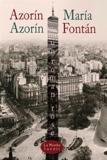 Maria Fontan (roman rose) - Azorín