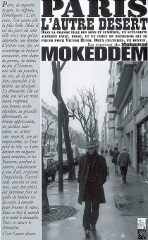 Paris, l'autre désert - MohamedMokeddem