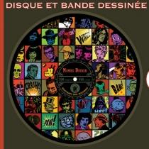 Disques et bande dessinée - ManuelDecker