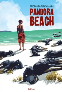 Pandora Beach - ÉricBorg
