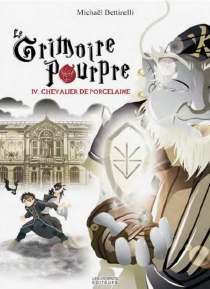 Le grimoire pourpre - Michaël Bettinelli