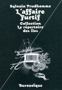 L'affaire Furtif - SylvainPrudhomme