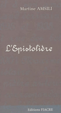 L'épistolière - MartineAmsili