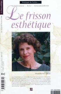 Frisson esthétique, Le, n° 8 -