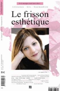 Frisson esthétique, Le, n° 14 -