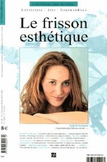 Frisson esthétique, Le, n° 15 -
