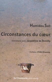 Circonstances du coeur - Jacqueline deRomilly