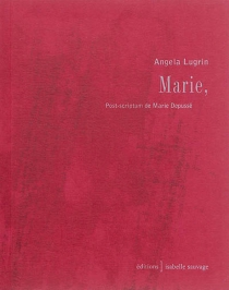 Marie, - AngelaLugrin