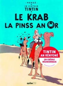 In zistoir Tintin - Hergé