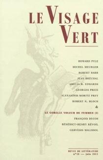 Visage vert (Le), n° 18 -