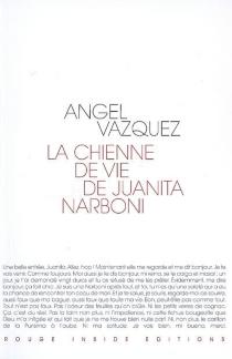 La chienne de vie de Juanita Narboni - AngelVazquez