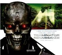 Les chroniques visuelles de Terminator renaissance - TaraBennett