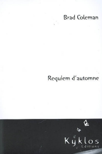 Requiem d'automne - BradColeman