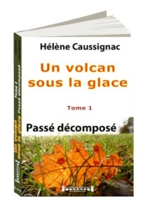 Un volcan sous la glace - HélèneCaussignac