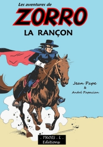 Les aventures de Zorro - AndréPapazian