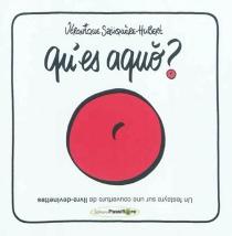 Qu'es aquo ? : un festayre sur une couverture de livre-devinettes - VéroniqueSaüquère-Hubert