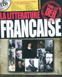 La littérature française - Anne-ClaireDuchossoy