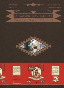 La saison des flèches - GuillaumeTrouillard