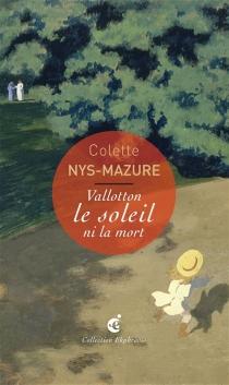 Vallotton, le soleil ni la mort : une lecture de l'oeuvre de Félix Vallotton, Le ballon (1899), Musée d'Orsay, Paris - ColetteNys-Mazure