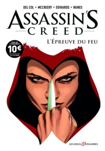 Assassin's creed - Anthony Del Col