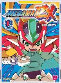 Megaman ZX - ShinOgino