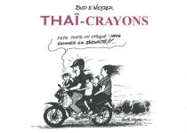 Thaï-crayons - Bud E.Weyser