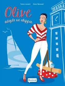 Olive adopte un skipper - FannyLesaint